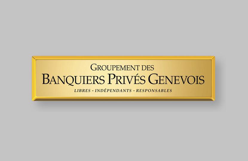 GROUPEMENT DES</br>BANQUIERS PRIVÉS GENEVOIS